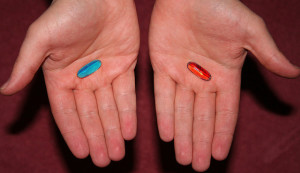Blue Or Red Pill